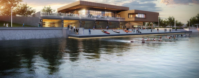 Arizona Boathouse Rendering